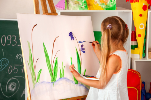 Why Children Should Do Arts and Crafts